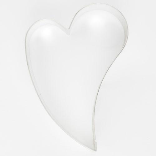 Pepperkakeform Dekorativt Hjerte 7cm