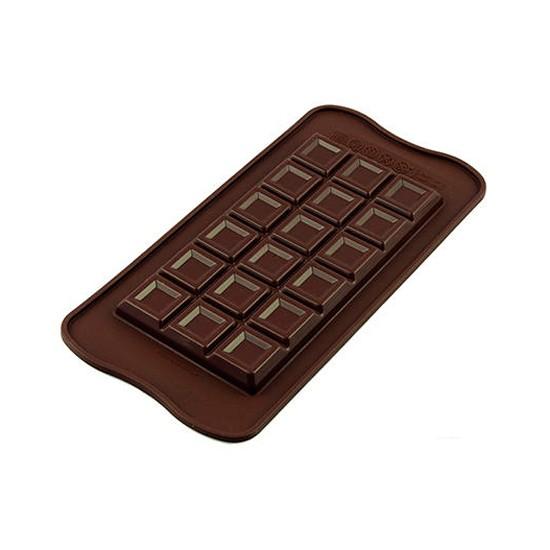 Konfektform sjokoladeplate 2
