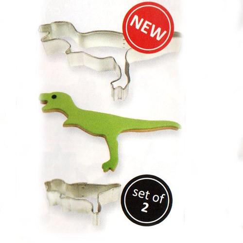 PME Utstikkersett Dinosaur, 2 stk