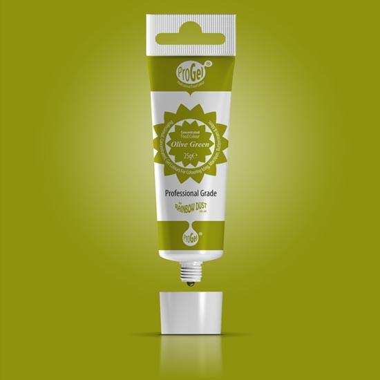 ProGel pastafarge, Olivengrønn