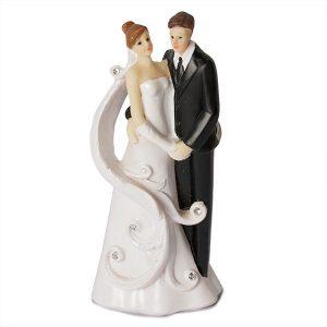 Brudepar 16 cm