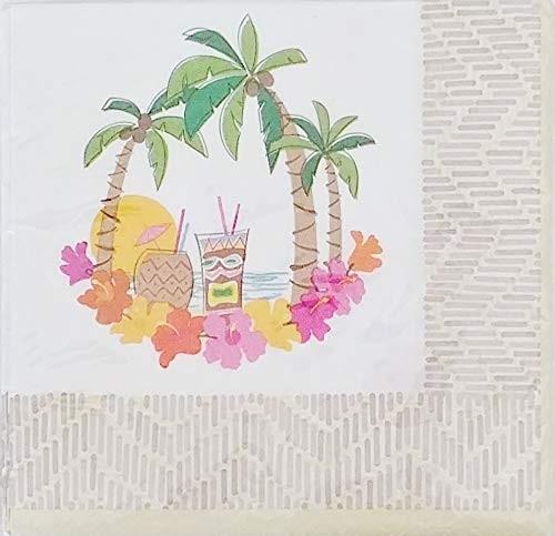 Servietter -Hawaii- pk/20
