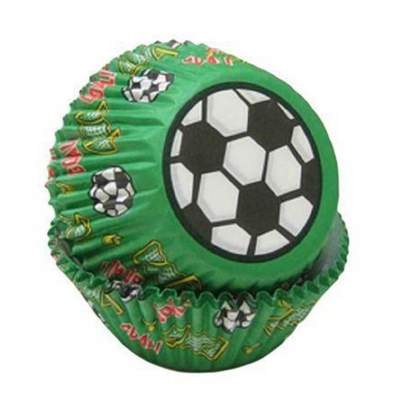Muffinsformer Fotball, 50 stk