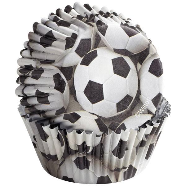 Muffinsformer Fotball, standard, 36stk