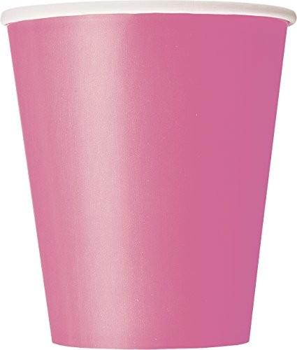 Pappkopper -Varm rosa- pk/14