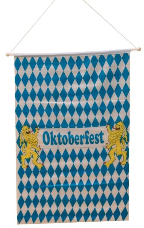 Flagg Oktoberfest 40x60cm