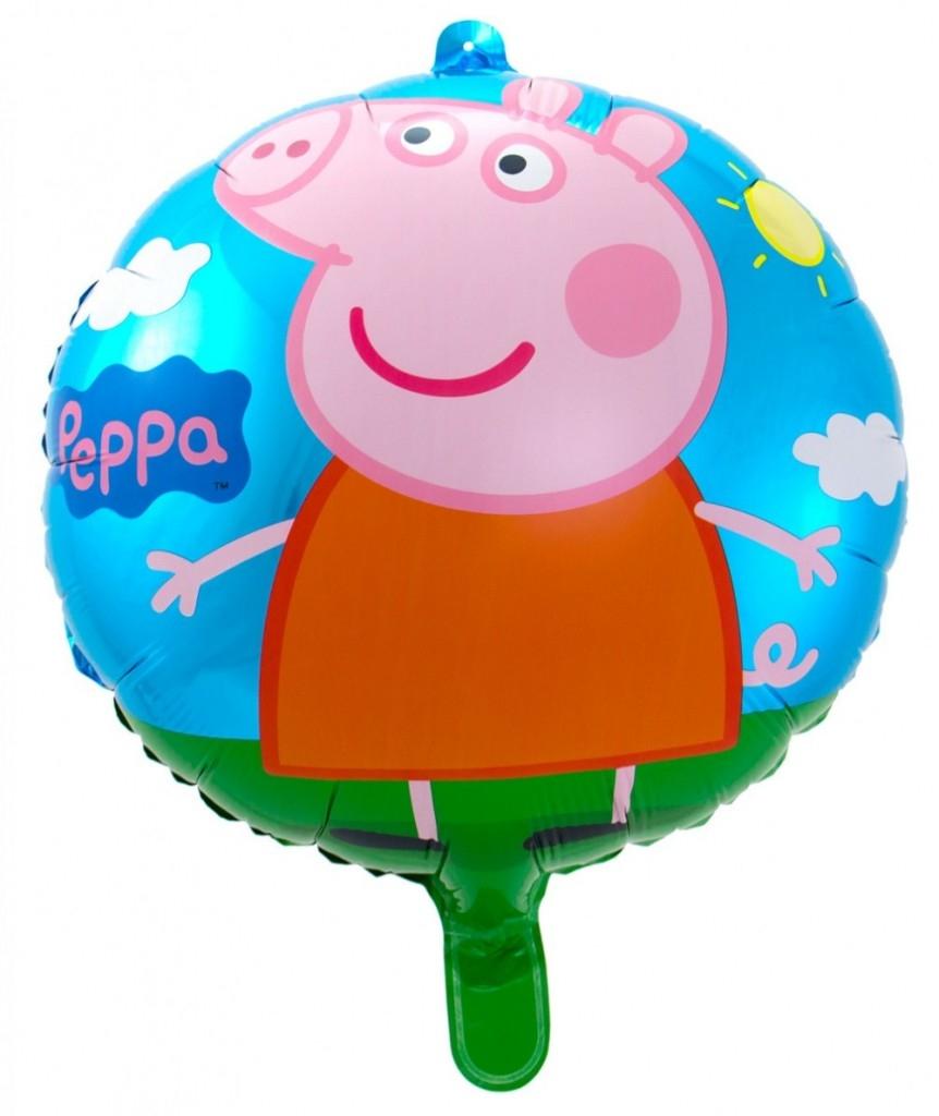 Peppa Gris folieballong