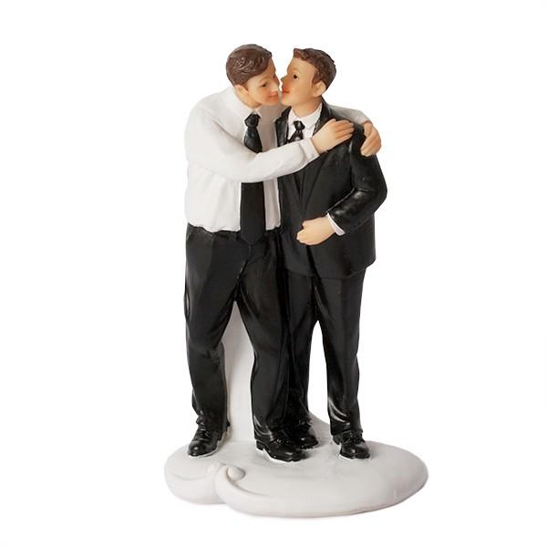 Brudepar Menn, 13 cm