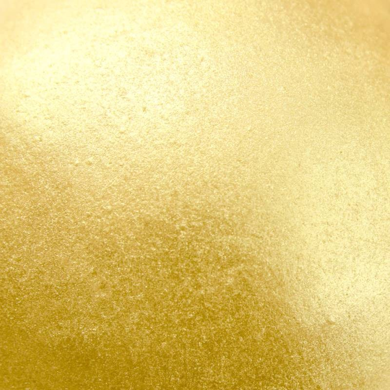 Edible Silk Metallic Gold Treasure -4g-