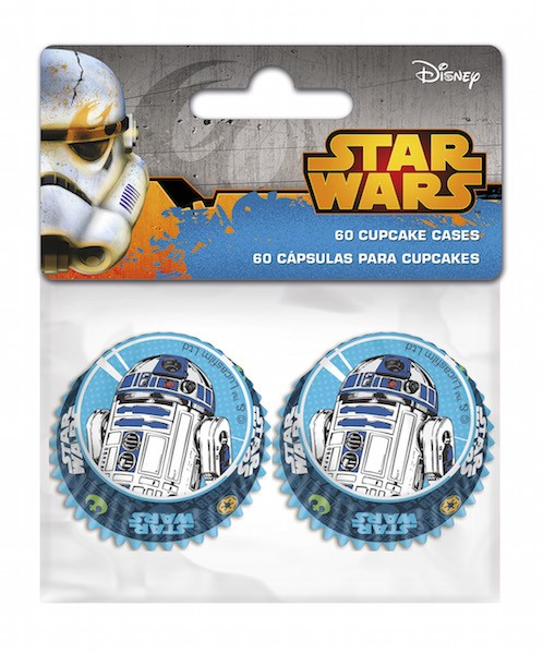 Muffinsform Star Wars Mini 60 Stk