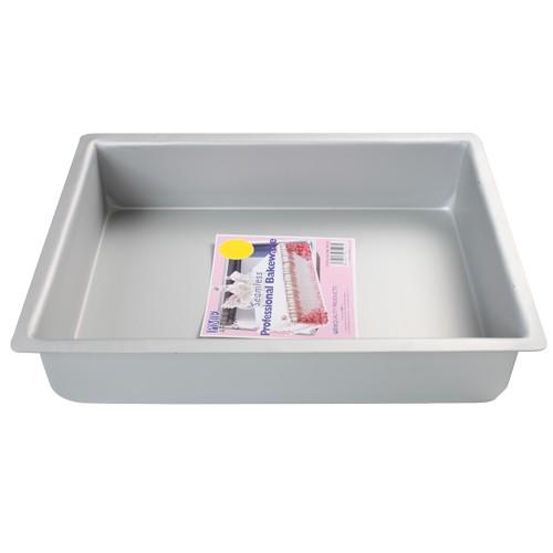 PME Dyp avlang kakeform 27,5 x 37,5 x 7,5cm