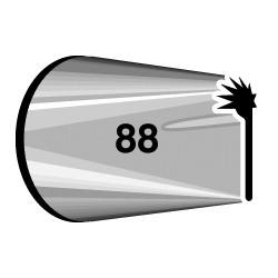 Standard Ruffle tipp 88