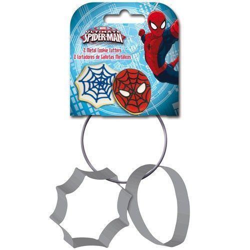 Pepperkakeformer -Spiderman- sett/2