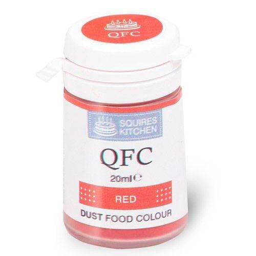 SK QFC pulverfarge Rød, 4g