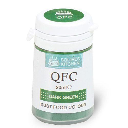 SK QFC pulverfarge Mørk grønn, 4g