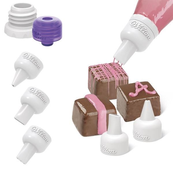 Dekoreringssett for Candy Melts