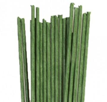 Blomsterwire Grønn 20stk 0,80mm-20 gauge