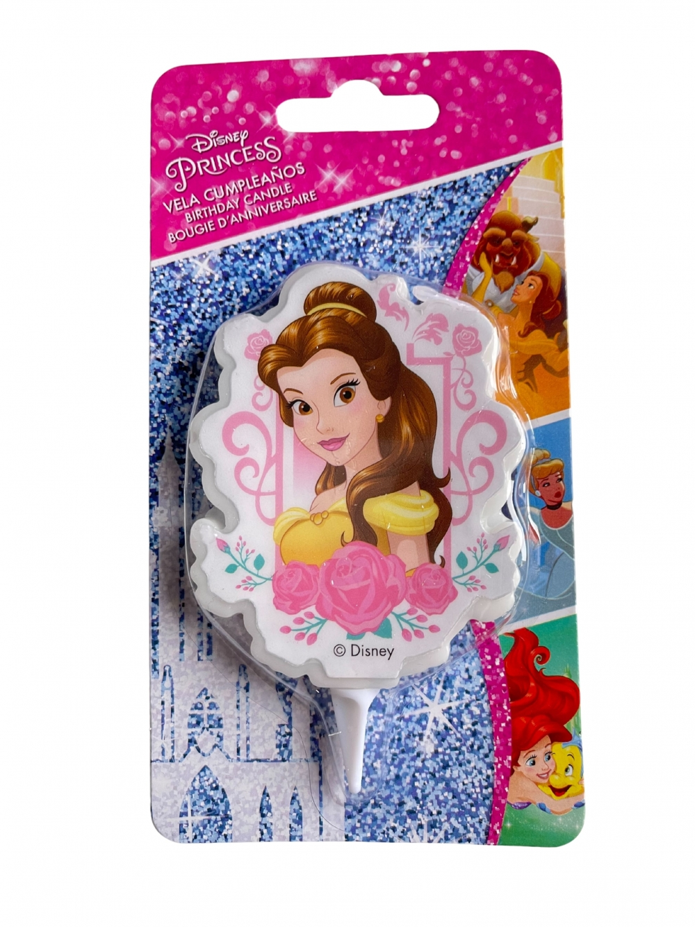 Kakelys - Disney Prinsesse -Belle-