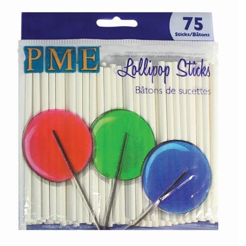PME Lollipop pinner -9.5cm- 75 stk