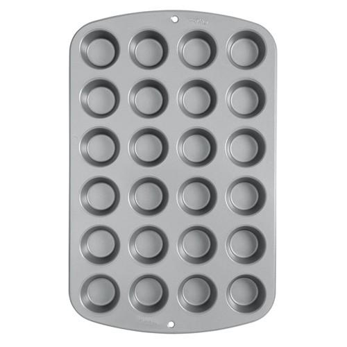 Wilton Mini muffinsbrett med plass til 24