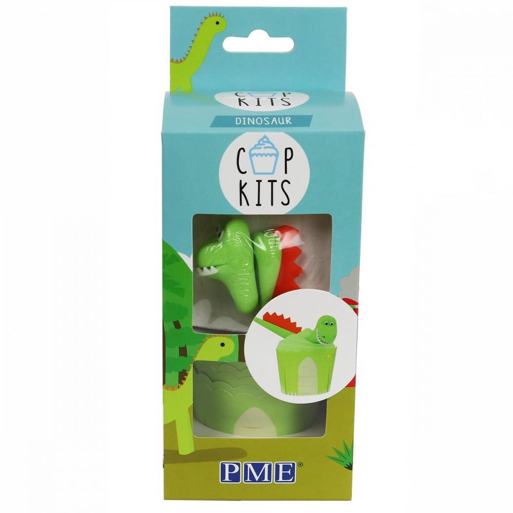 PME Cup Kit -Dinosaur- pk/6