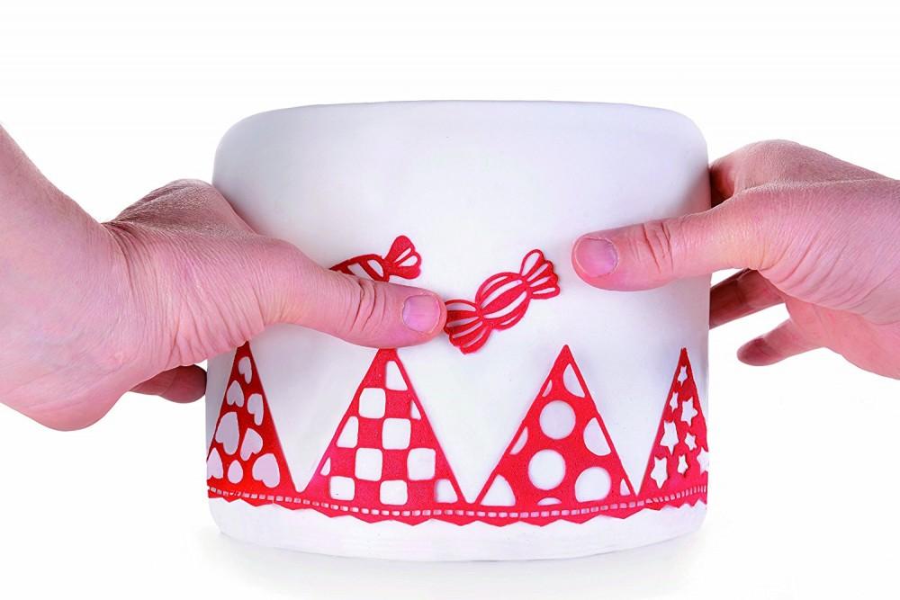 Silikomart Cake Lace silikonmatte -Godtefest-