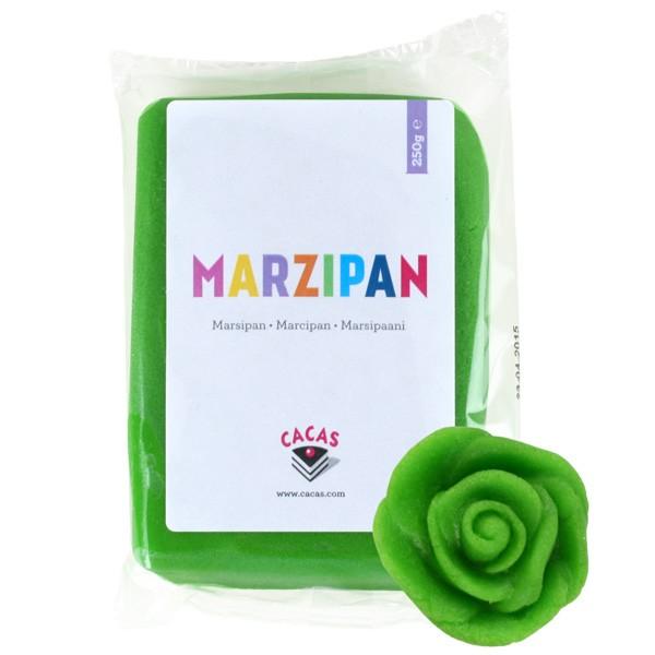 Grønn marsipan, 250g