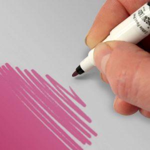 Food Art Pen spiselig tusj - Rosa