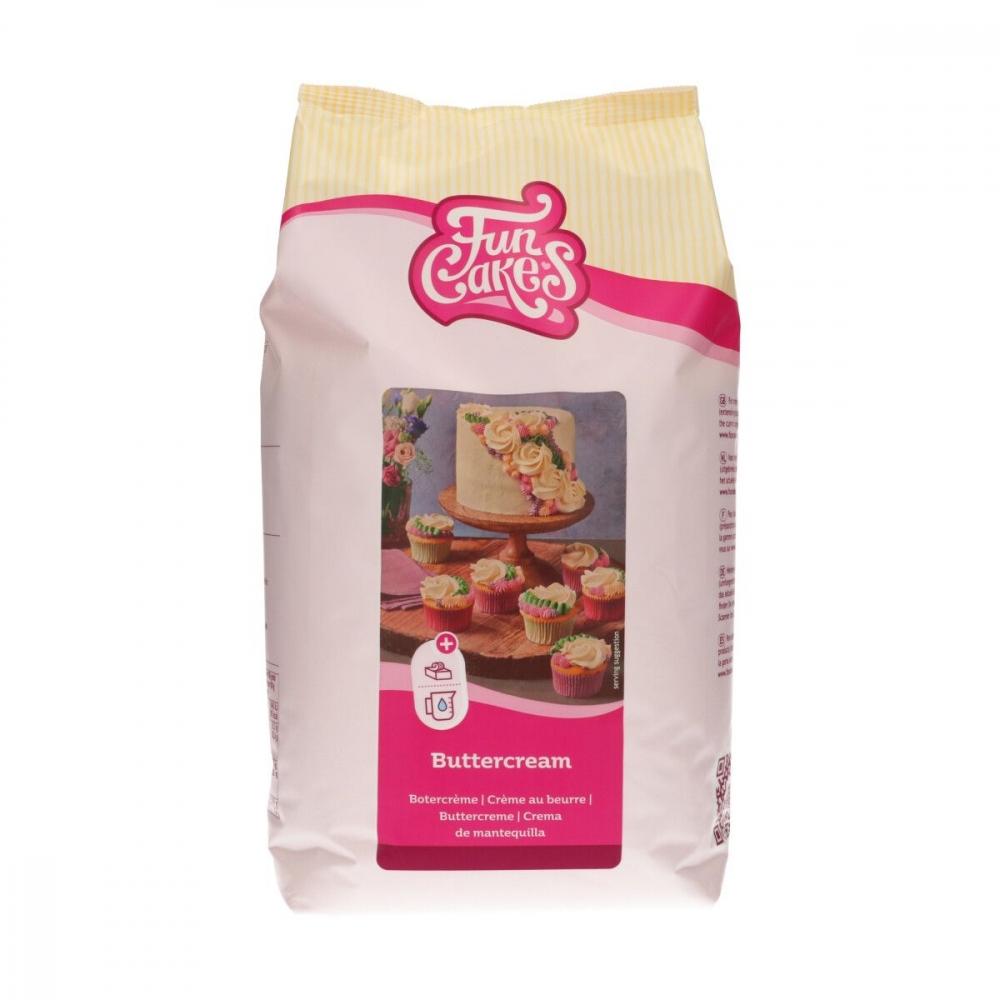 FunCakes Smørkrem-mix 4kg