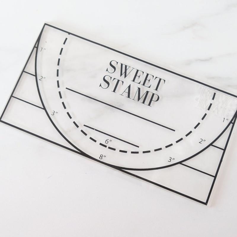 Sweet Stamp PickUpPad - Large