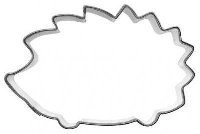 Pepperkakeform piggsvin stort - 8,5 cm