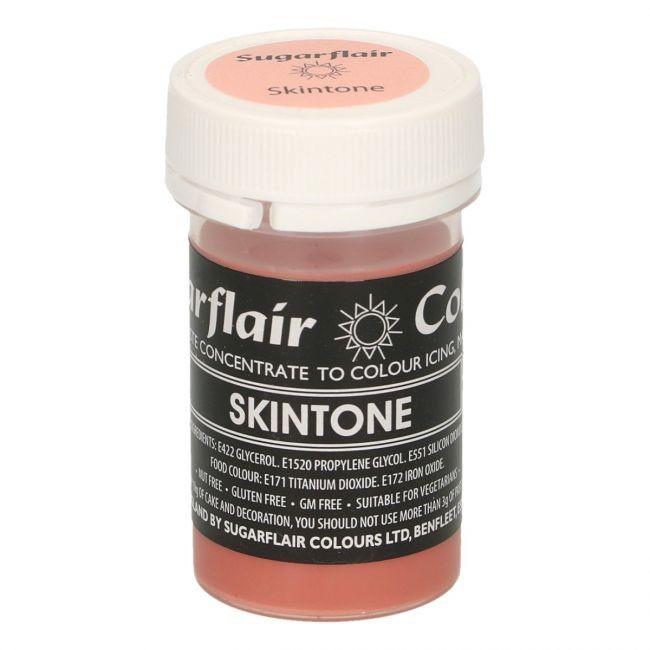 Sugarflair pastafarge Skintone 25g
