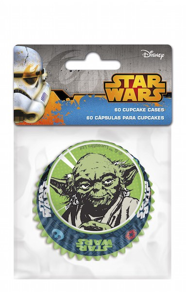 Muffinsform Star Wars Std 60 Stk
