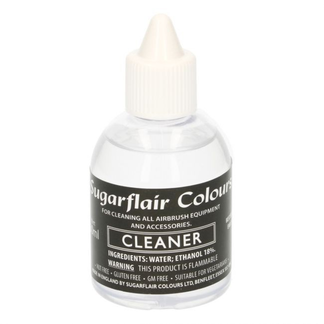Sugarflair Airbrush Rengjører 60ml