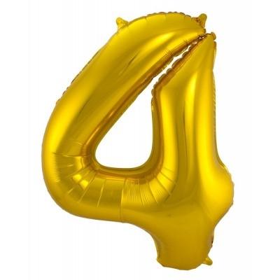 Tallballong -4- Gull 86cm
