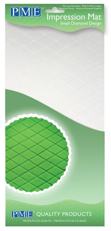 Mønstermatte diamant (Små ruter)