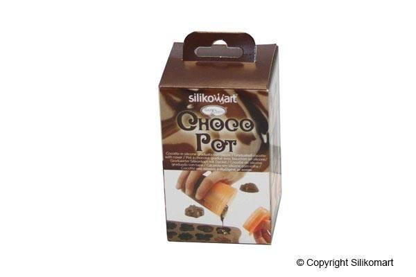 Silikomart Choco Pot smeltebeger