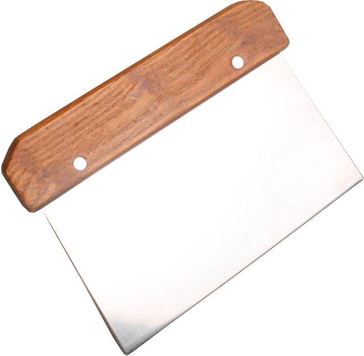 Aanonsen deigskrape i metall, 15cm