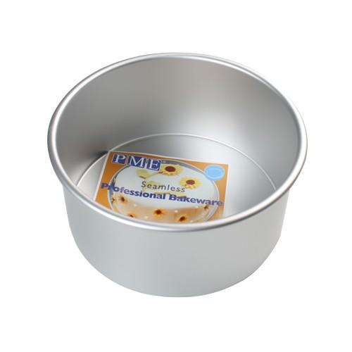 PME Rund kakeform - ekstra dyp - Ø 12,5cm - 10cm høy