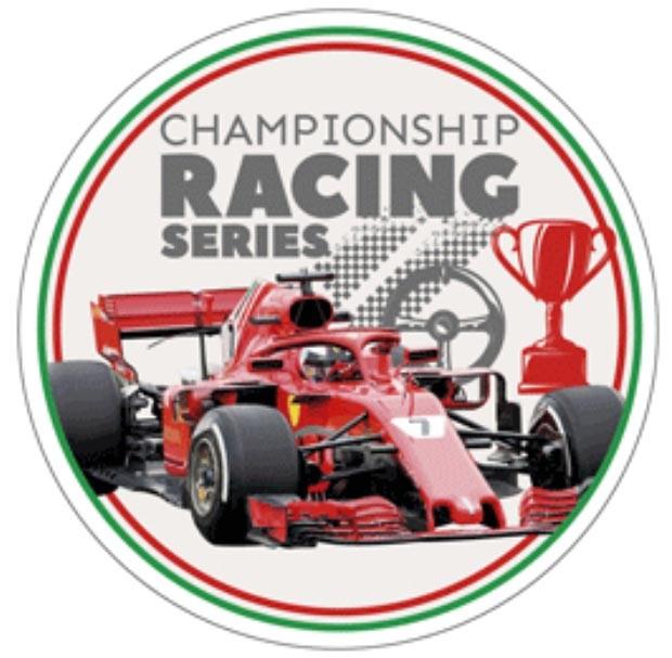 Kakebilde Formel 1, nr 2
