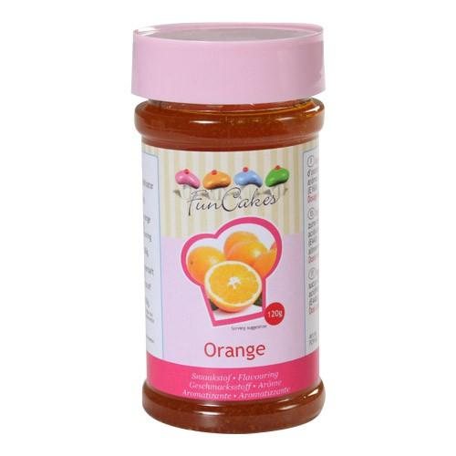 FunCakes Smakstilsetning -Appelsin- 120g
