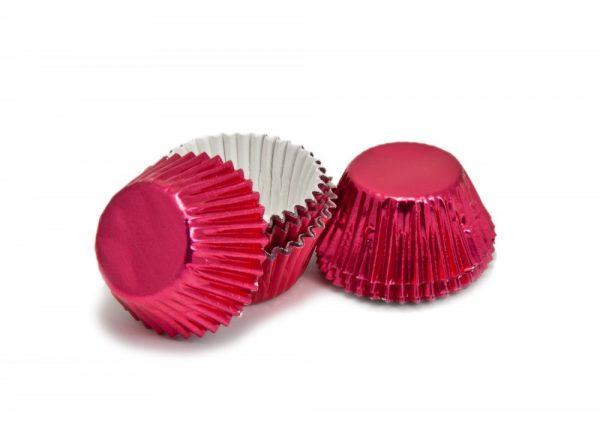 Wilton Konfektformer Rød, 75 stk