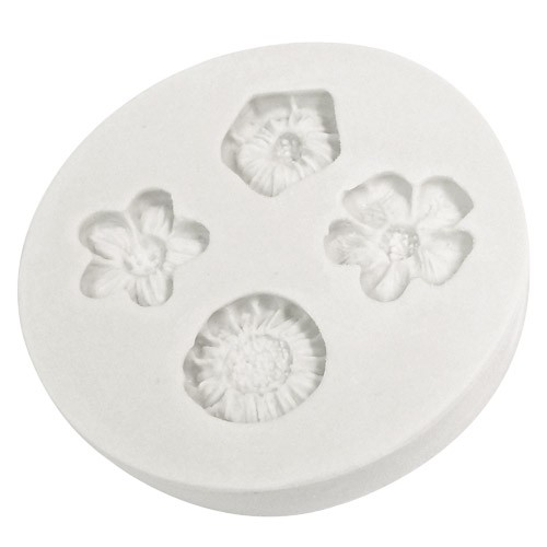 Katy Sue Mould Mini Blomster