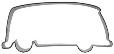 Pepperkakeform Volkswagen buss - 11,5 cm