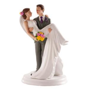 Kaketopp til bryllup -Bærer- 20cm