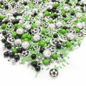 Happy sprinkles strøsselmiks fotball