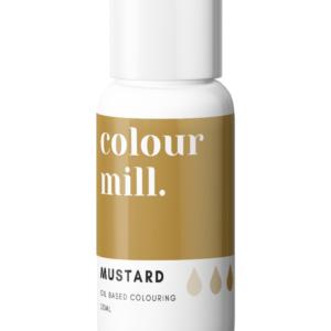Colour Mill oljebasert farge mustard