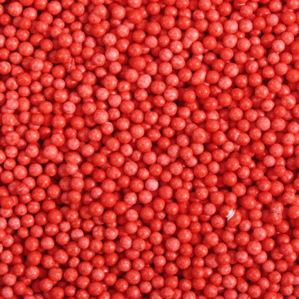 Glutenfritt kakestrø rød