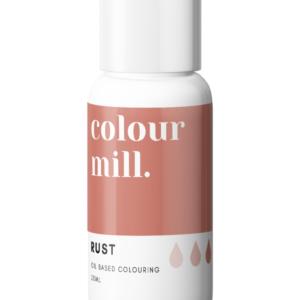 Colour Mill oljebasert farge rust