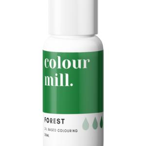 Colour Mill oljebasert farge forest grønn